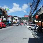 Straße in Phuket