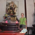 Taoism Baiyun Tempel Shanghai