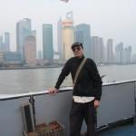 Huangpu River, Pudong, Shanghai