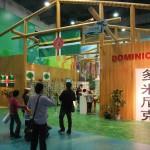 Shanghai, Expo, Dominica