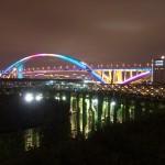 Shanghai, Expo, Nanpu Bridge