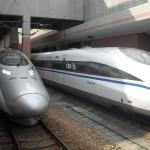fast train china shanghai
