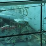 A380 verschlingt Auto