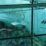 A380 verschlingt Auto 2