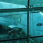 A380 verschlingt Auto 3